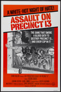 "Movie Posters:Action, Assault on Precinct 13 (Turtle Releasing, 1976). One Sheet (27"" X41""). Action...."