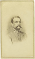 Photography:CDVs, Carte de Visite of Confederate General John Cabell Breckinridge....