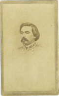 Photography:CDVs, Carte de Visite of Confederate General Pierce Manning Butler Young....