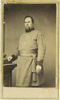 Photography:CDVs, Carte de Visite of Confederate General Arthur ExumReynolds....