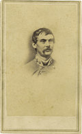 Photography:CDVs, Carte de Visite of Confederate General John Echols. ...