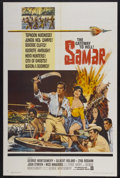 "Movie Posters:Adventure, Samar Lot (Warner Brothers, 1962). One Sheets (2) (27"" X 41"").Adventure.... (Total: 2 Items)"