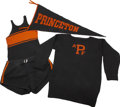 Miscellaneous Collectibles:General, 1920s Princeton Athletics Vintage Garment Lot. Not only doesPrinceton University possess the rich athletic history that in...