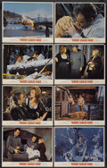 "Movie Posters:War, Where Eagles Dare (MGM, 1968). Lobby Card Set of 8 (11"" X 14"").War.... (Total: 8 Items)"