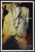 """Movie Posters:Rock and Roll, Stop Making Sense (Island Alive, 1984). One Sheet (27"""" X 41""""). Rockand Roll...."""