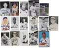 Autographs:Photos, St. Louis Cardinals Signed Photographs Lot of 56. The groupconsists of 56 photo signed by various members of the St. Louis...