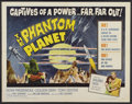 "Movie Posters:Science Fiction, The Phantom Planet (American International, 1961). Half Sheet (22""X 28""). Science Fiction...."