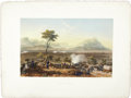 "Antiques:Posters & Prints, [Mexican War] ""Capture of Monterey"",..."