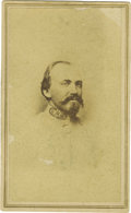 Photography:CDVs, Carte de Visite of Confederate General John Hunt Morgan....