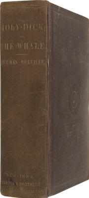 Herman Melville. Moby-Dick; or, The Whale. New York: Harper & Brothers, 1851