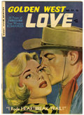 Golden Age (1938-1955):Romance, Golden West Love #1 New Hampshire pedigree (Kirby Publishing, 1949) Condition: VF/NM....