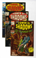 Silver Age (1956-1969):Horror, Tower of Shadows Group (Marvel, 1969-71) Condition: AverageVF/NM.... (Total: 9 Comic Books)
