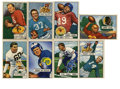 Football Cards:Sets, 1951 Bowman Football Partial Set (105/144).... (Total: 105 cards)