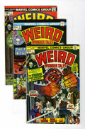 Bronze Age (1970-1979):Horror, Weird Wonder Tales Group (Marvel, 1973-75) Condition: AverageVF/NM.... (Total: 8 Comic Books)