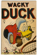 Golden Age (1938-1955):Funny Animal, Wacky Duck #1 (Marvel, 1948) Condition: FN....
