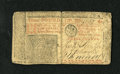 Colonial Notes:New Jersey, New Jersey April 16, 1764 £3 Very Fine. A rare note in all grades.This example is well-signed, with no problems save for t...