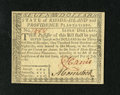 Colonial Notes:Rhode Island, Rhode Island July 2, 1780 $7 Gem New. Broad margins and picture perfect centering are found on this wonderful Rhode Island n...