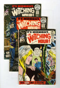 Bronze Age (1970-1979):Horror, The Witching Hour Group (DC, 1972-74) Condition: Average VF/NM....(Total: 16 Comic Books)