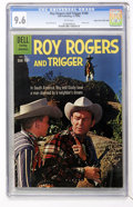 Silver Age (1956-1969):Western, Roy Rogers & Trigger #140 Mile High pedigree (Dell, 1960) CGCNM+ 9.6 White pages....
