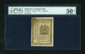 Colonial Notes:Delaware, Delaware May 1, 1777 9d PMG Net About Uncirculated Net 50....