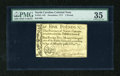 Colonial Notes:North Carolina, North Carolina December, 1771 L5 PMG Choice Very Fine 35....