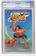 Modern Age (1980-Present):Humor, Groo Special #1 Don Rosa Collection pedigree (Eclipse, 1984) CGCNM/MT 9.8 White pages....