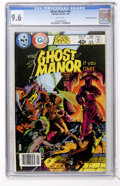 Modern Age (1980-Present):Horror, Ghost Manor #48 Don Rosa Collection pedigree (Charlton, 1980) CGCNM+ 9.6 White pages....