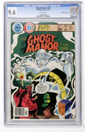Bronze Age (1970-1979):Horror, Ghost Manor #40 Don Rosa Collection pedigree (Charlton, 1978) CGCNM+ 9.6 White pages....