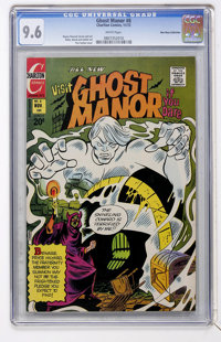 Ghost Manor #8 Don Rosa Collection pedigree (Charlton, 1972) CGC NM+ 9.6 White pages