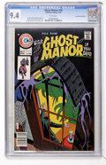 Bronze Age (1970-1979):Horror, Ghost Manor #28 Don Rosa Collection pedigree (Charlton, 1976) CGCNM 9.4 White pages....
