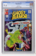 Bronze Age (1970-1979):Horror, Ghost Manor #11 Don Rosa Collection pedigree (Charlton, 1973) CGCNM+ 9.6 White pages....