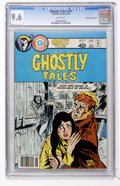 Bronze Age (1970-1979):Horror, Ghostly Tales #137 Don Rosa Collection pedigree (Charlton, 1979)CGC NM+ 9.6 White pages....