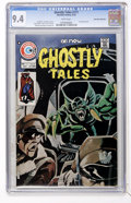 Bronze Age (1970-1979):Horror, Ghostly Tales #117 Don Rosa Collection pedigree (Charlton, 1975)CGC NM 9.4 White pages....