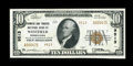 National Bank Notes:Pennsylvania, Westfield, PA - $10 1929 Ty. 2 The Farmers & Traders NB Ch. # 9513. ...