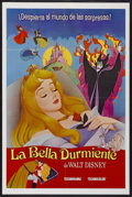 "Movie Posters:Animated, Sleeping Beauty (Buena Vista, R-1970s). Spanish Language One Sheet(27"" X 41""). Animated...."