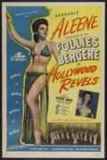 "Movie Posters:Sexploitation, Hollywood Revels (Roadshow Attractions, 1946). One Sheet (27"" X41""). Sexploitation...."