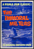 """Movie Posters:Adult, The Immoral Mr. Teas (Pad-Ram Enterprises, 1959). One Sheet (30"""" X 42.5""""). Adult...."""