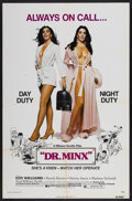 "Movie Posters:Sexploitation, Dr. Minx (Dimension, 1975). One Sheet (27"" X 41"").Sexploitation...."