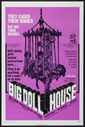 "Movie Posters:Bad Girl, Big Doll House (New World, 1971). One Sheet (27"" X 41""). BadGirl...."