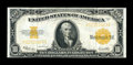 Large Size:Gold Certificates, Fr. 1173 $10 1922 Gold Certificate Extremely Fine....