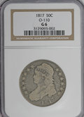 Bust Half Dollars: , 1817 50C G6 NGC. O-110. NGC Census: (1/321). PCGS Population(1/321). Mintage: 1,215,567. Numismedia Wsl. Price for NGC/PC...