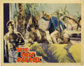 "Movie Posters:War, The Lost Patrol (RKO, 1934). Lobby Card (11"" X 14"")...."