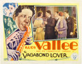 "Movie Posters:Musical, The Vagabond Lover (RKO, 1929). Lobby Cards (2) (11"" X 14"")....(Total: 2 Items)"