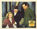 "Movie Posters:Mystery, The Hound of the Baskervilles (20th Century Fox, 1939). Lobby Card (11"" X 14"")...."