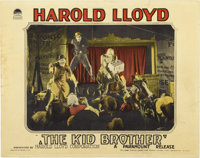 """The Kid Brother (Paramount, 1927). Lobby Cards (2) (11"""" X 14"""").... (Total: 2 Items)"""