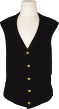Military & Patriotic:Indian Wars, Indian Wars Period U.S. Army Officer's Five Button Vest....