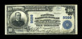 National Bank Notes:Pennsylvania, Newville, PA - $10 1902 Plain Back Fr. 626 The Farmers NB Ch. #9588. ...