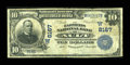 National Bank Notes:Colorado, Ault, CO - $10 1902 Date Back Fr. 617 The Farmers NB Ch. # (W)8167....