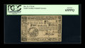 Colonial Notes:South Carolina, South Carolina December 23, 1776 $4 PCGS Gem New 65PPQ....