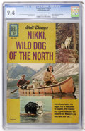 Silver Age (1956-1969):Adventure, Four Color #1226 Nikki, Wild Dog of the North - File Copy(Dell, 1961) CGC NM 9.4 Off-white to white pages....
